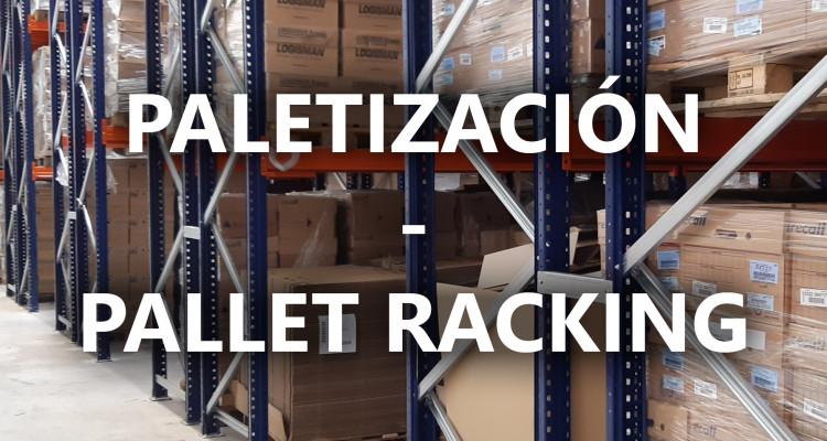 Paletización: Características y ventajas